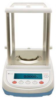 Bilancia analitica 310 g - 0,0001 g calibrazione interna