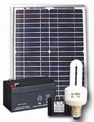 Kit fotovoltaico Solare Base