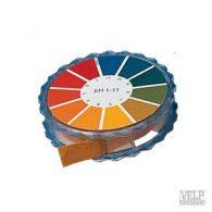 Cartine indicatrici 0÷14 pH in rotolo