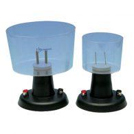 Voltametro con elettrodi al Nichel