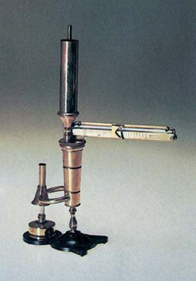 Ebulliometro Malligand scala centesimale