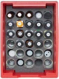 Reagenti per valigetta Chimica 2