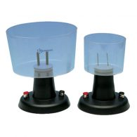 Voltametro con elettrodi al Platino