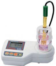 pHmetro con agitatore magnetico