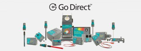 Nuovi sensori Vernier - Go Direct™