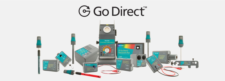 Sensori Vernier - Go Direct™