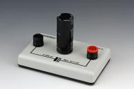 condensatore elettrolitico montato su base