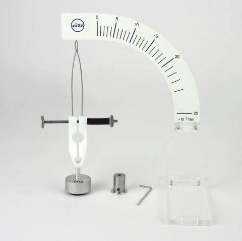 Misuratore di coppia per motore Stirling