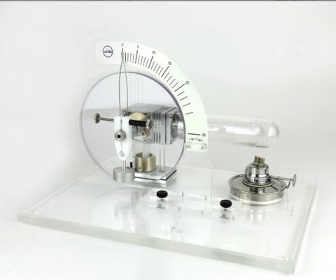 motore Stirling con misuratore di coppia