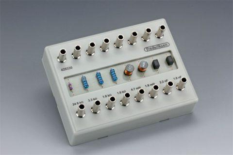circuito LC, LCR