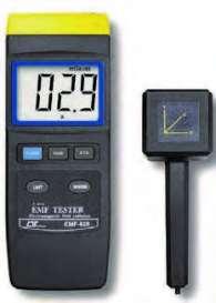 Misuratore di campi elettromagnetici su tre assi