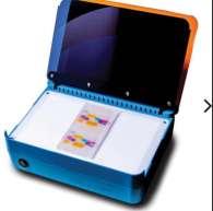 Transilluminatore a LED blu TruBlu™