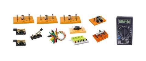 Valigetta circuiti elementari avanzati