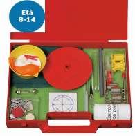 Mini-kit Magnetismo ed Elettrostatica