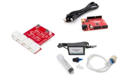 Codifica Vernier con Arduino Pacchetto sensore analogico