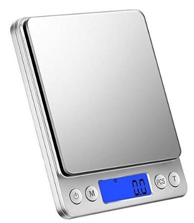 Mini bilancia digitale 3000 g - 0.1 g